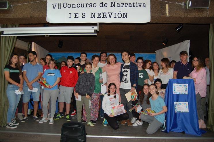 Está viendo imágenes del artículo: Entrega de Premios 'VII Concurso de narrativa IES Nervión'